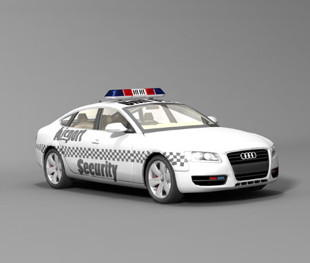 DOSCH 3D: Airport Vehicles sample-image