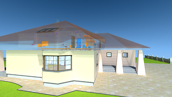 DOSCH 3D: House Installation sample-image